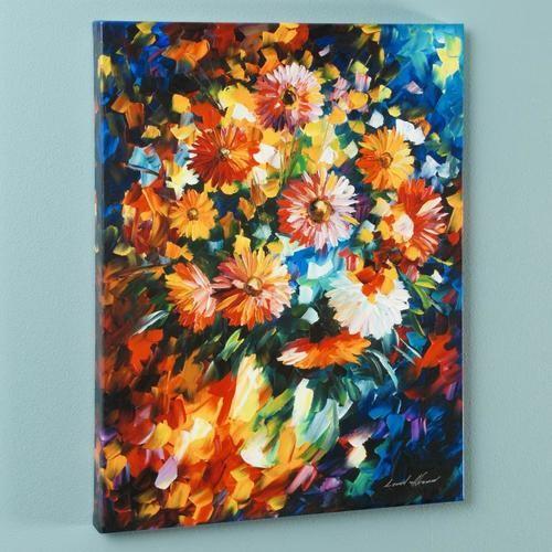 "Afremov ""Magic Bouquet"""