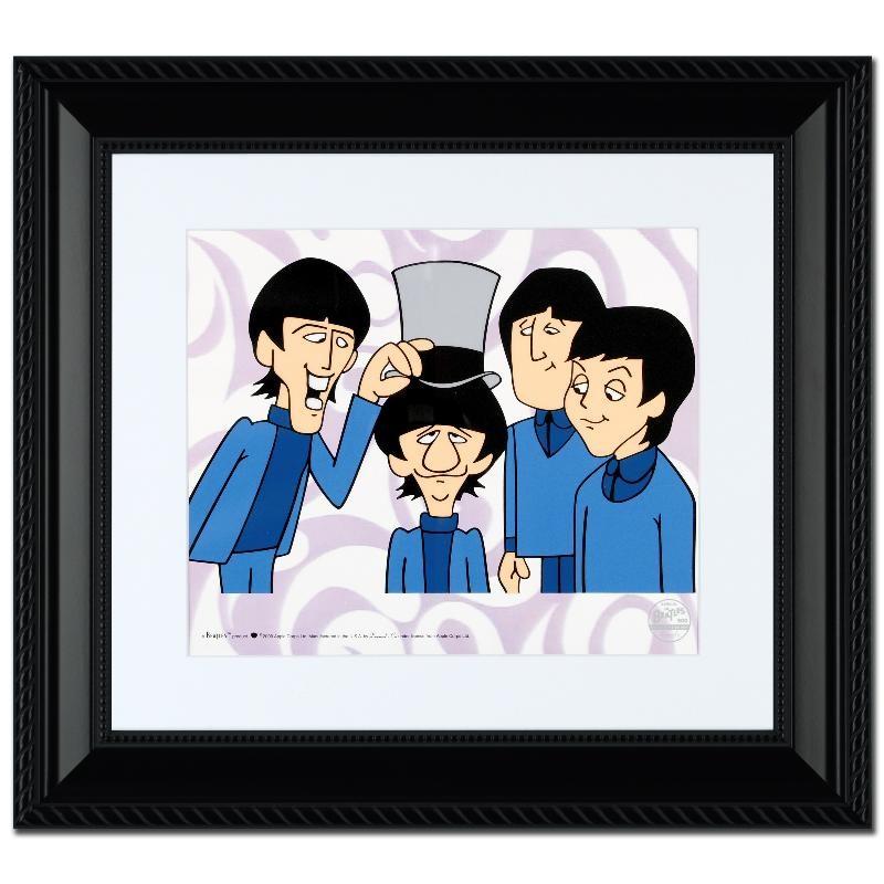 Beatles Ringo's Top Hat