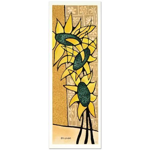 Ben-Simhon Sunflower Ecstasy