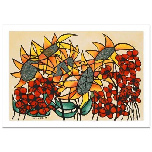 Ben-Simhon Sunflowers