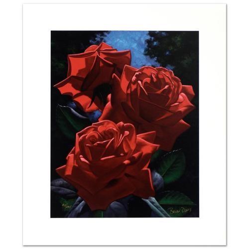 "Davis ""Magneta Roses"""