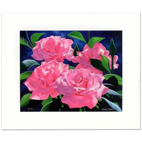 """Davis -""""Pink Roses"""""""