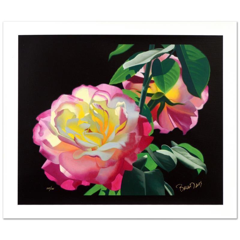 """Davis -""""Rose In The Leaves"""""""