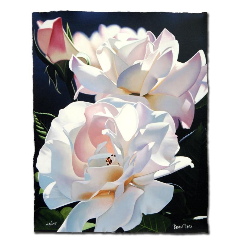 """Davis -""""Two White Roses"""""""