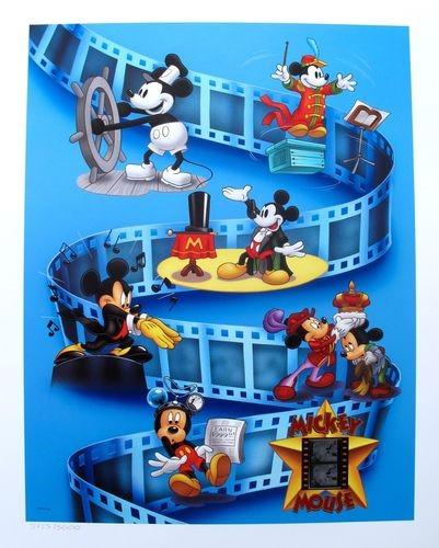 Disney Mickey Through The Years