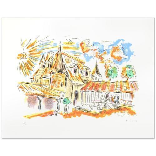 Ensrud Chateau Hout Brion