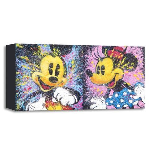 """Fishwick -""""Happy Go Mickey And Minnie"""""""