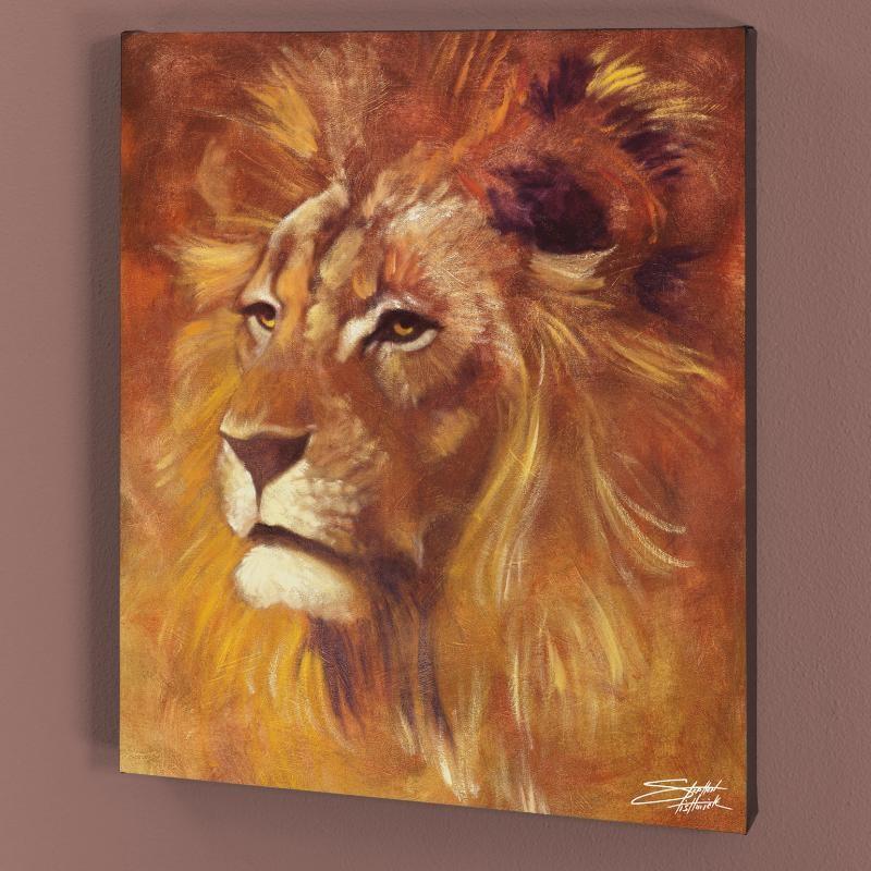 """Fishwick -""""Lion"""""""