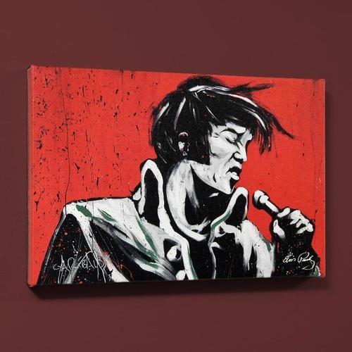 "Garibaldi- ""Elvis Presley (Revolution)"""