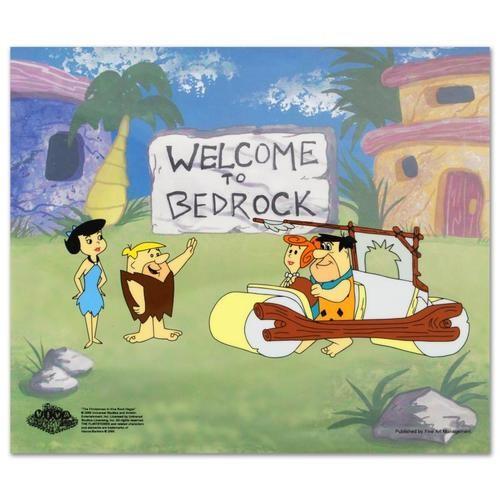 Hanna-Barbera Fred's New Car