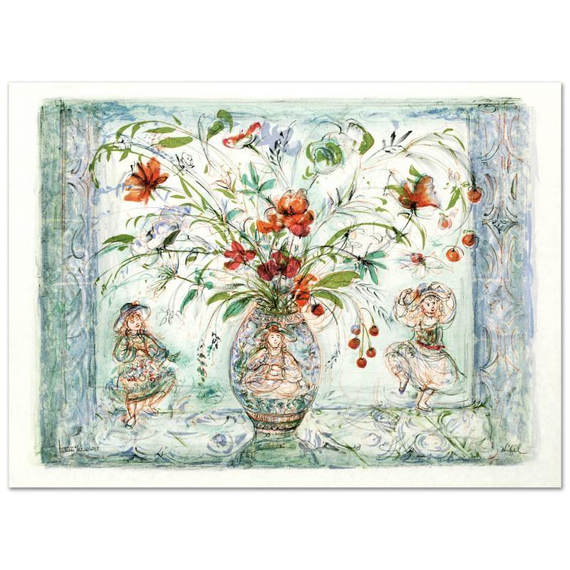 """Hibel -""""Amy Rebecca's Floral Fantasy"""""""