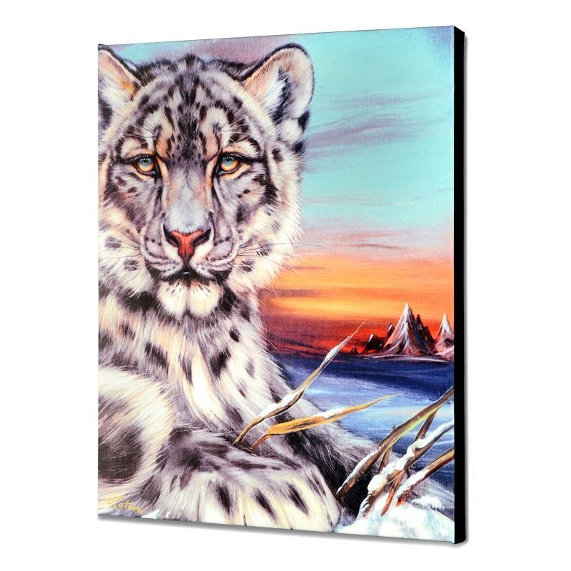 Katon Snow Leopard Of China