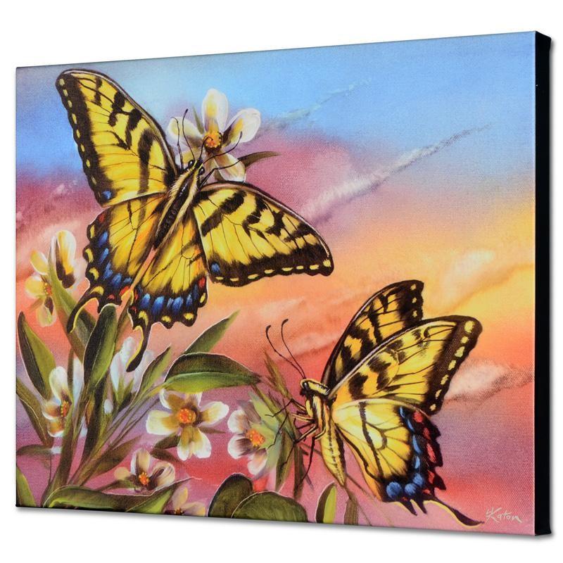 Katon Tiger Swallowtail