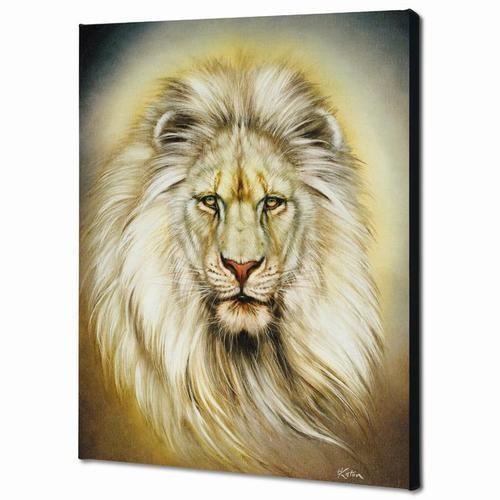 Katon White Lion