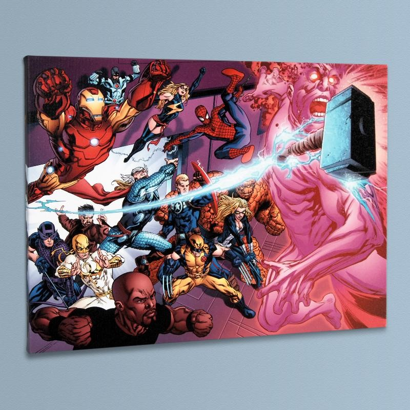 Marvel Avengers Academy #11