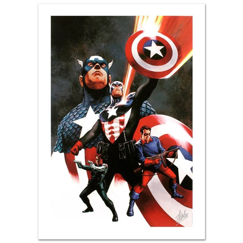 Marvel Captain America #600  LE#6-99