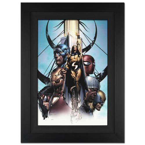 Marvel New Avengers #10