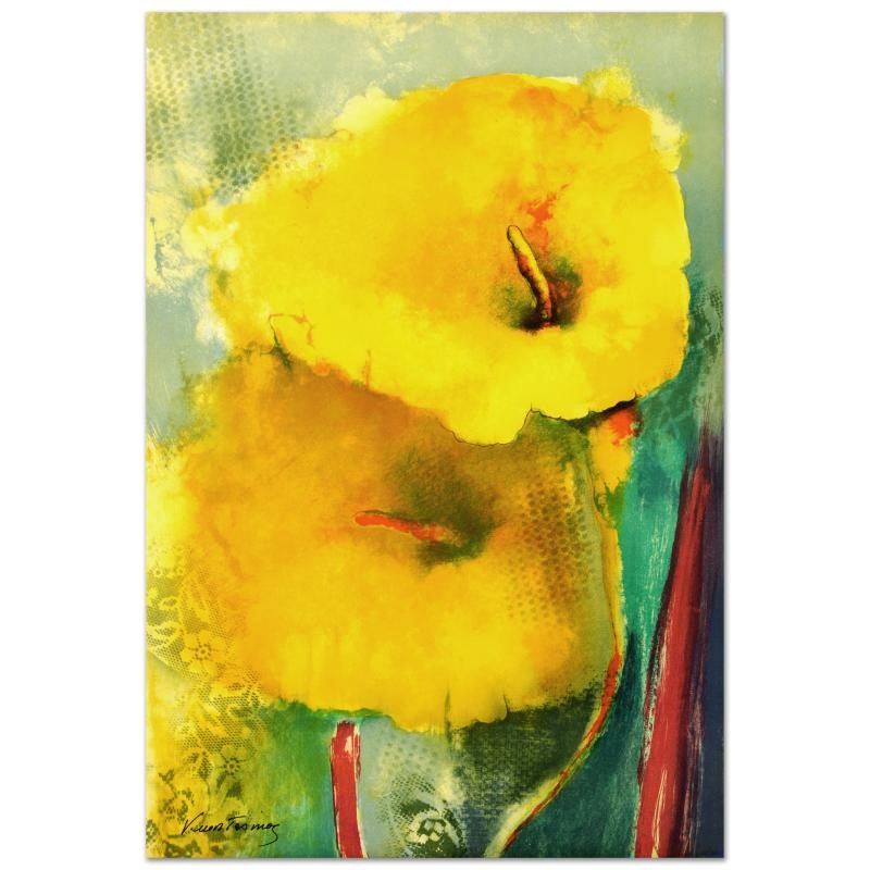 Montesinos Yellow Lily
