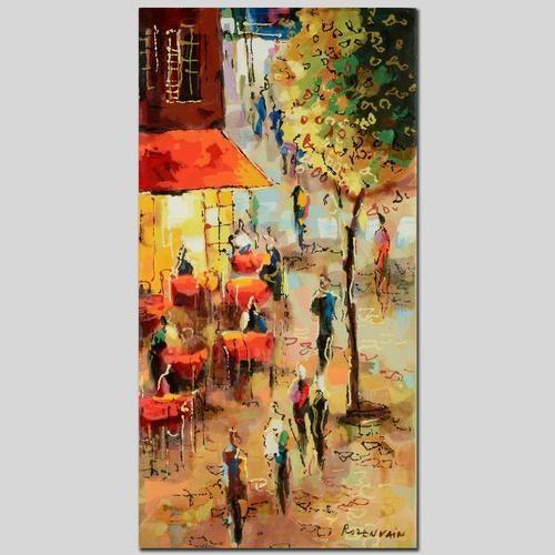 Rozenvain Parisian Coffee Scene