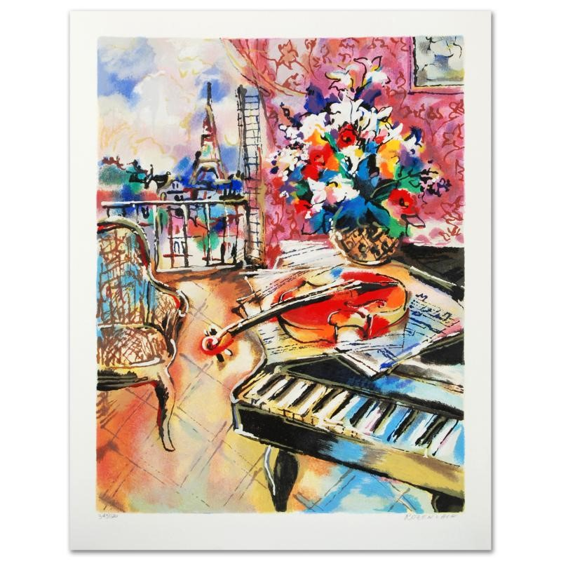 Rozenvain Parisian Sounds