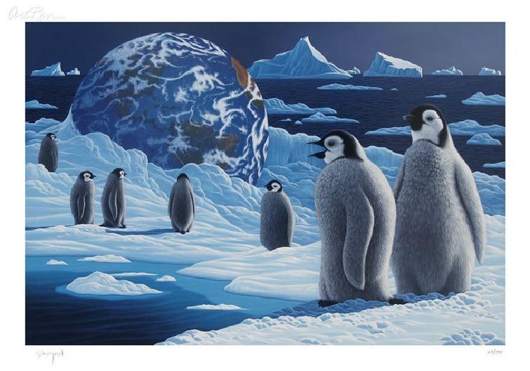 Schimmel Antarctica's Children