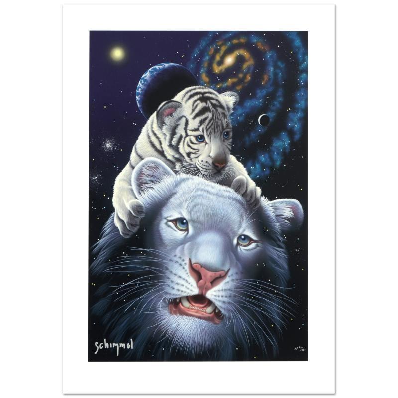 Schimmel White Tiger Magic