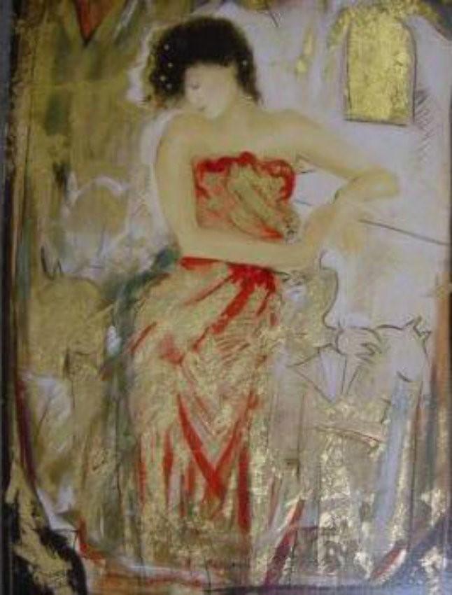 Treby Red Dress