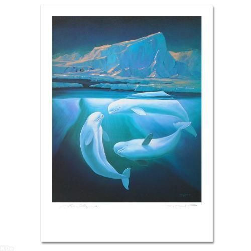 Wyland Belugas The White Whale