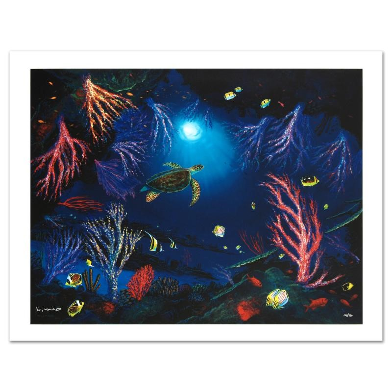 Wyland Coral Reef Garden