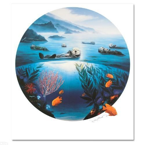 Wyland Sea Otters