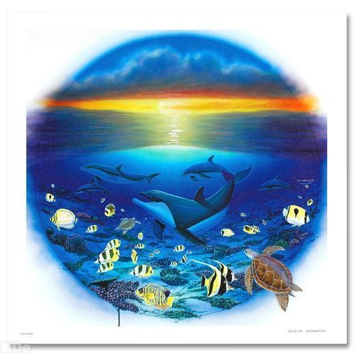 Wyland Sea Of Life