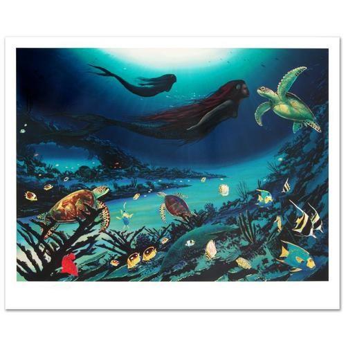 Wyland Sirens Of The Seas