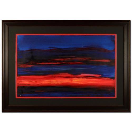 Wyland Original Abstract 7