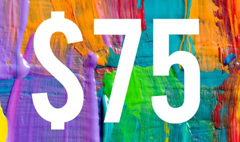 $75 Gift Card Voucher