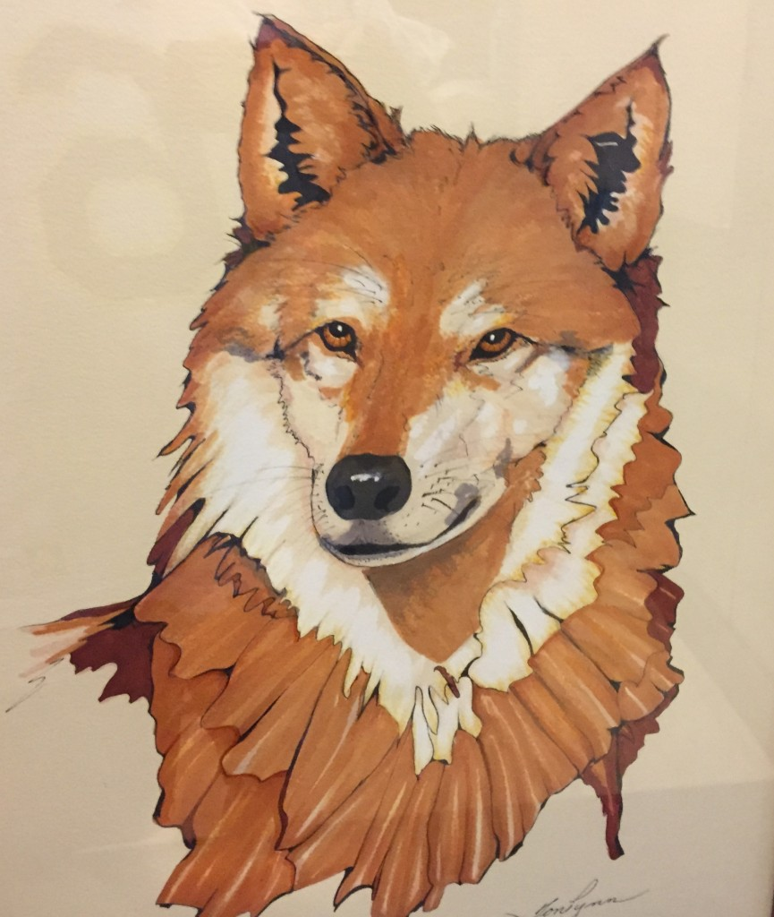 Toni Troxtell Canis Lupus The Wolf
