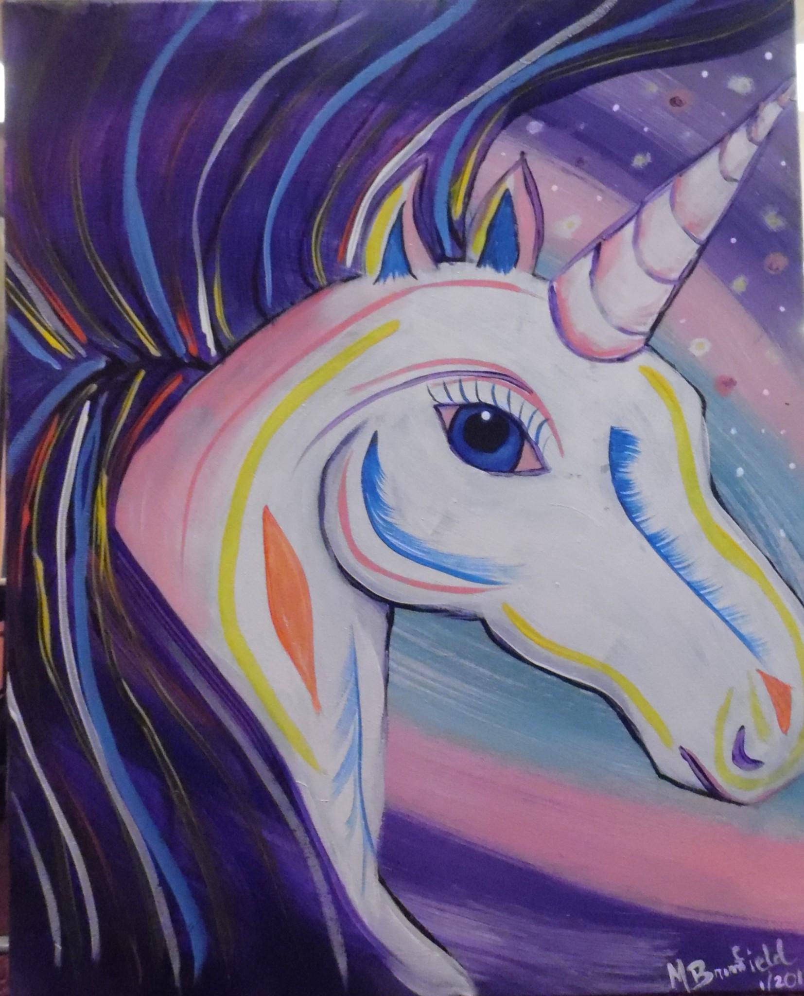 Let's Paint A Unicorn