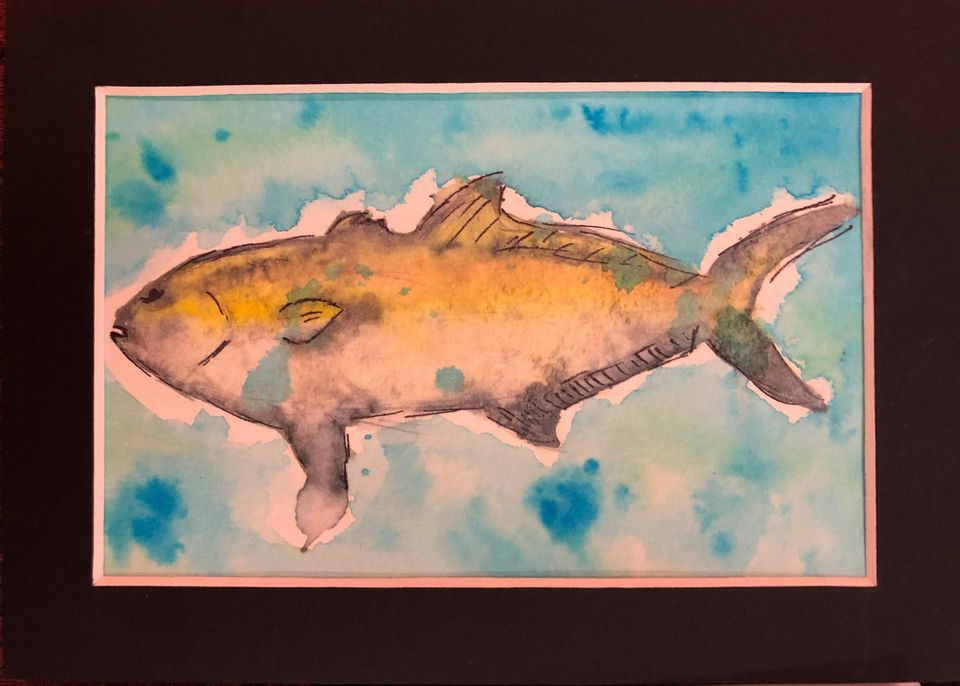 Watercolor Painting Class Hosted By Diana Wells